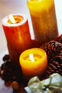 candle colors