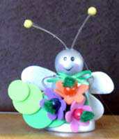 Clay Pot Dragonfly