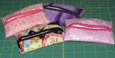 pocker tissue holder