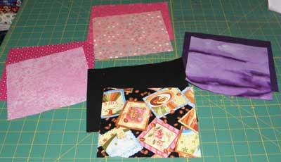 pocker tissue material