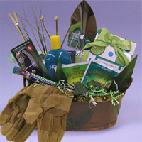 clay pot gift baskets