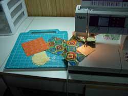 sewing squares